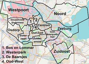 winkels in amsterdam
